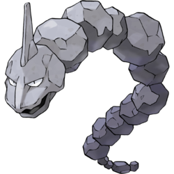 Geodude transparent gen. Onix pok mon bulbapedia