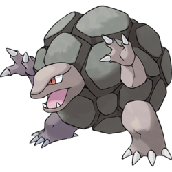 geodude transparent female
