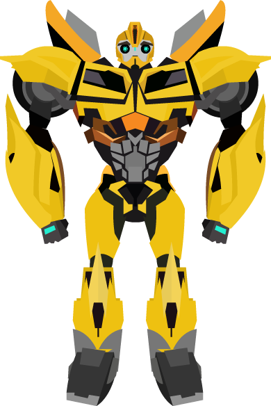 Transformer clip bumble bee. Free download autobot clipart