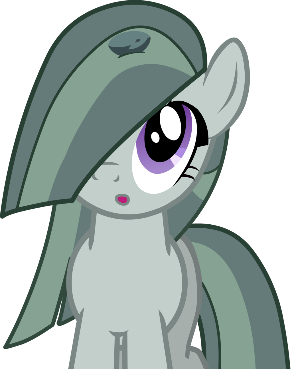 Boulder vector my little pony. Wants to play by