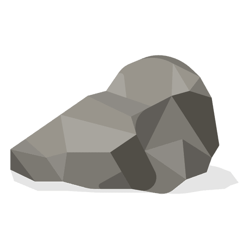 Boulder vector rock. Gravel transparent png svg