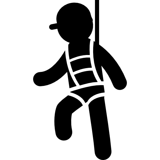 Worker vector human. Safety harness vectors photos