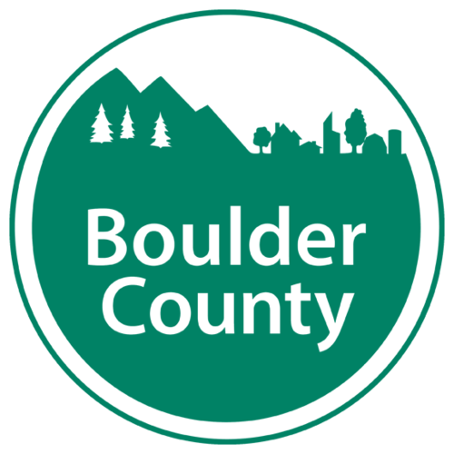 Boulder vector top view. Closures construction county