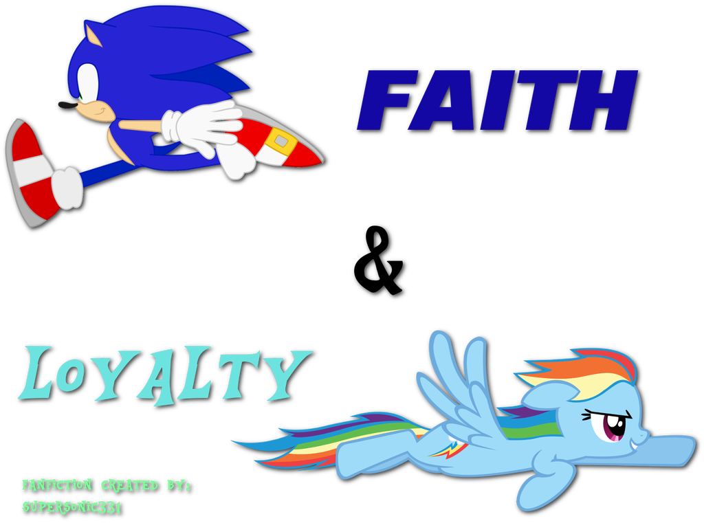 Yelling clipart downward communication. Faith and loyalty sonic