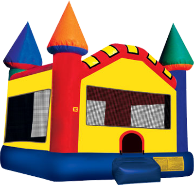 Bounce house png