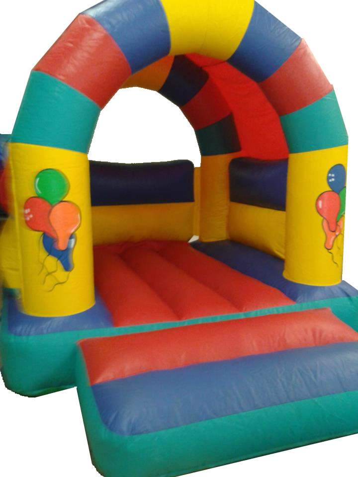 Bouncy castle png. Balloon bounce hire