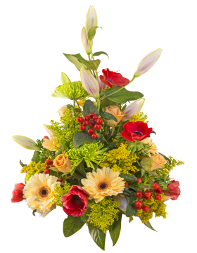 Bouquet of yellow roses png. Flower flowers