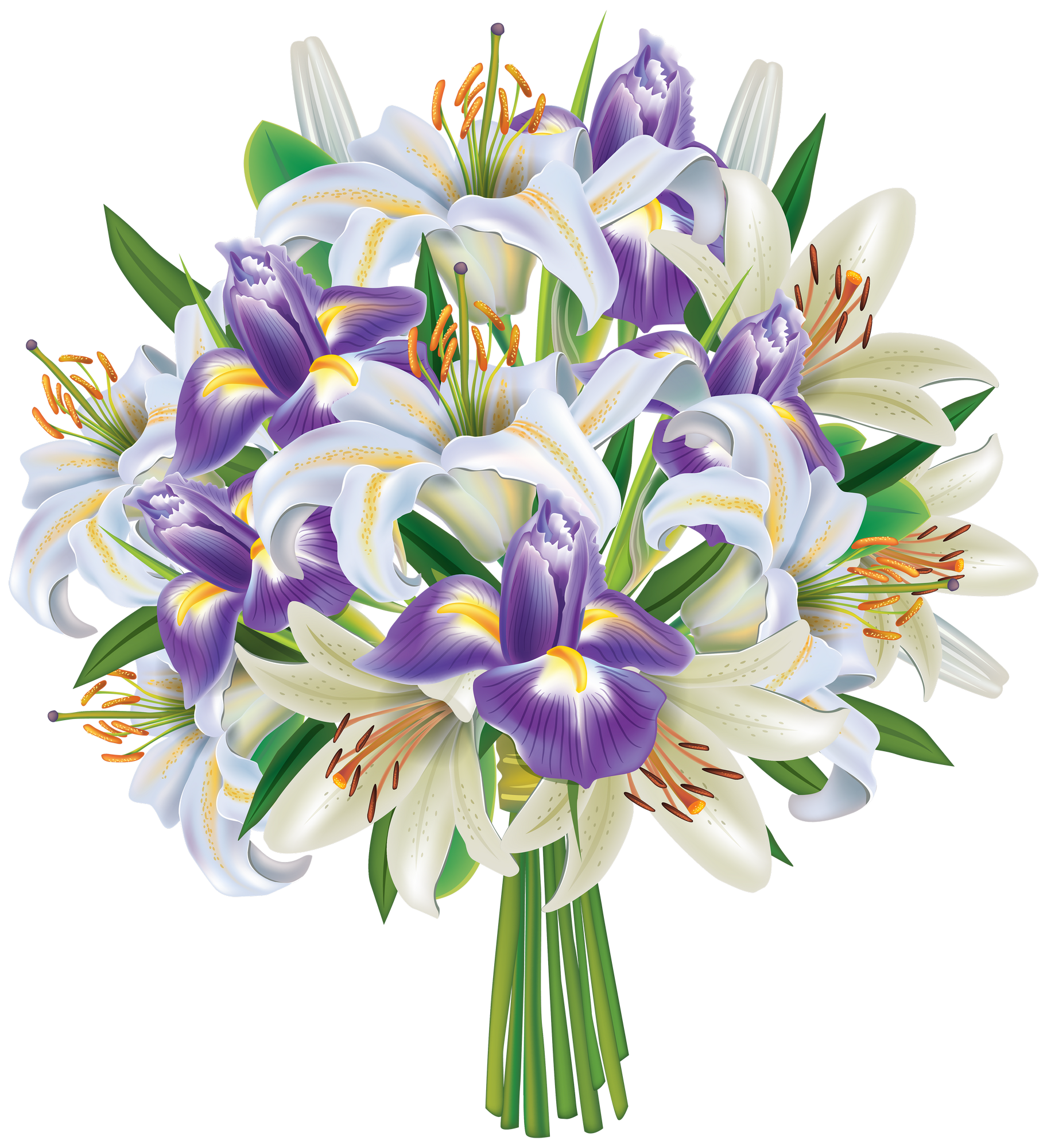 Bouquet png. Of flowers image purepng
