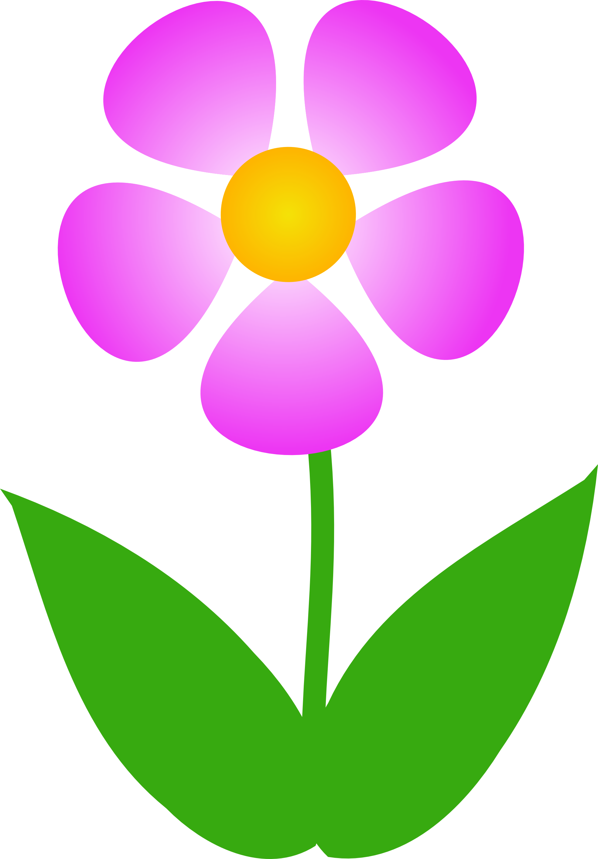 Bouquet png clipart. Flower at getdrawings com