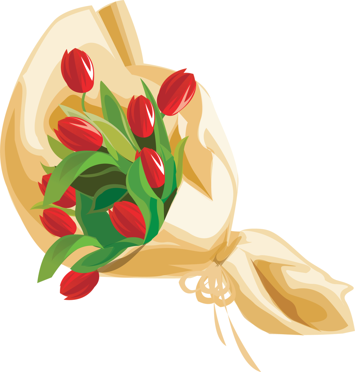 Bouquet vector animated. Of flowers images flower