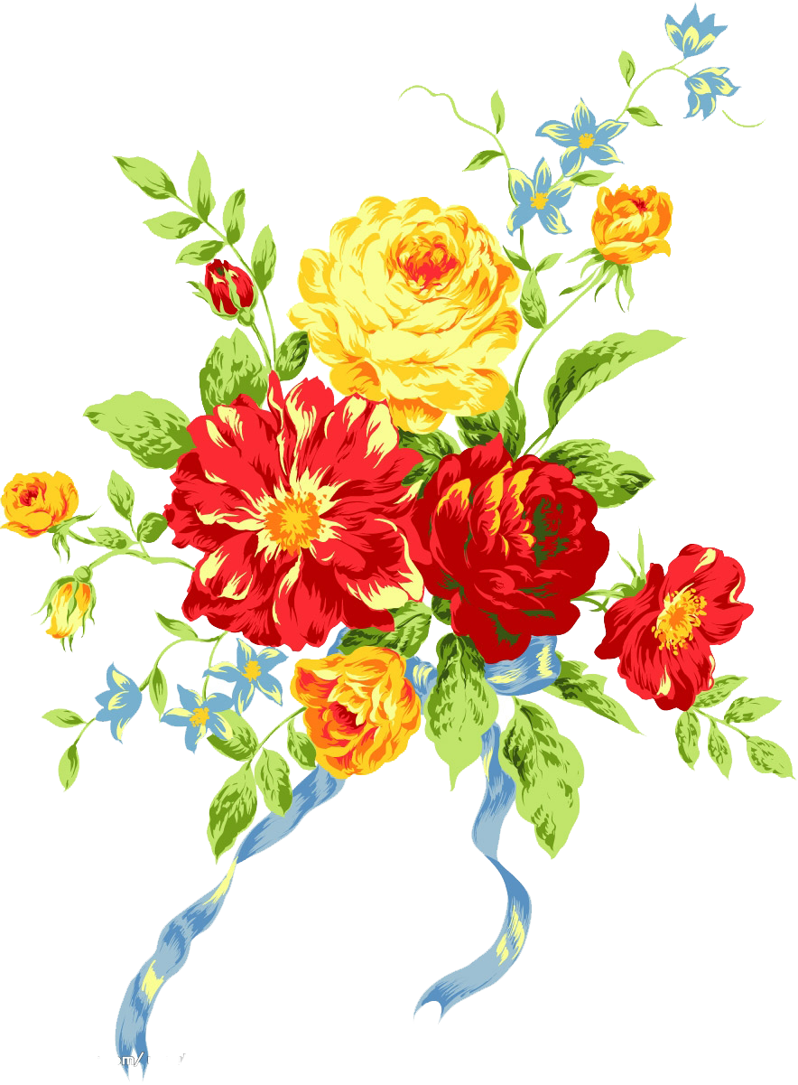 Bouquet vector hand. Pin by fouz on