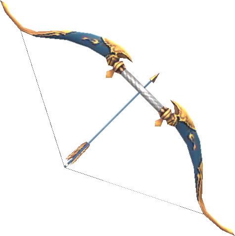 arrow bow png