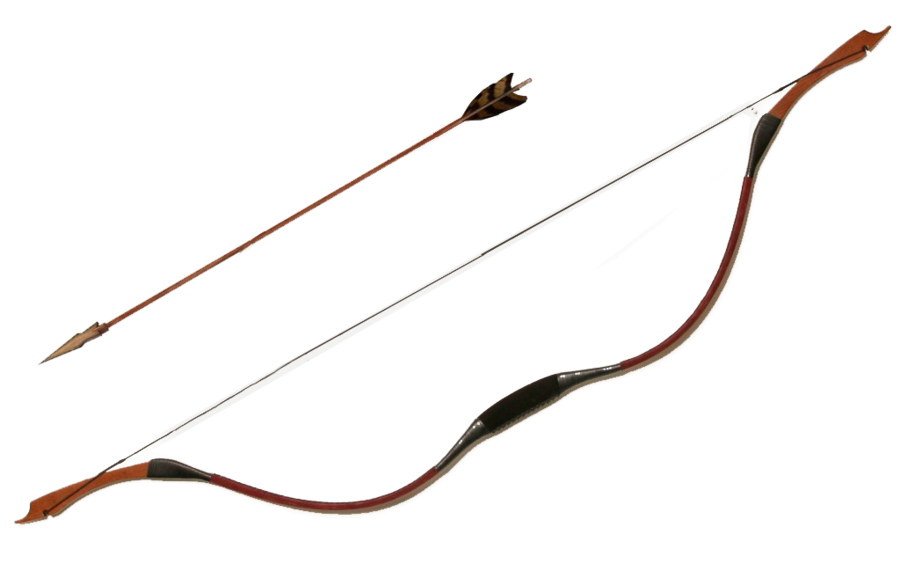 Arrow png bow. Image and by juciely