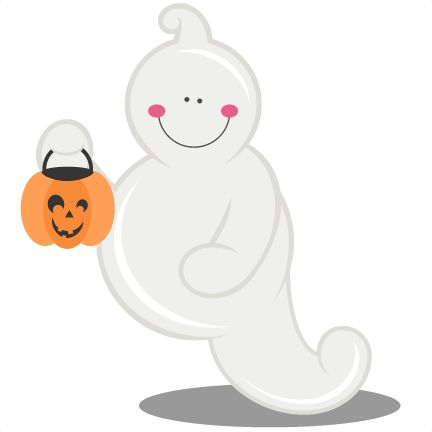 Bow clipart ghost. Best halloween ghosts