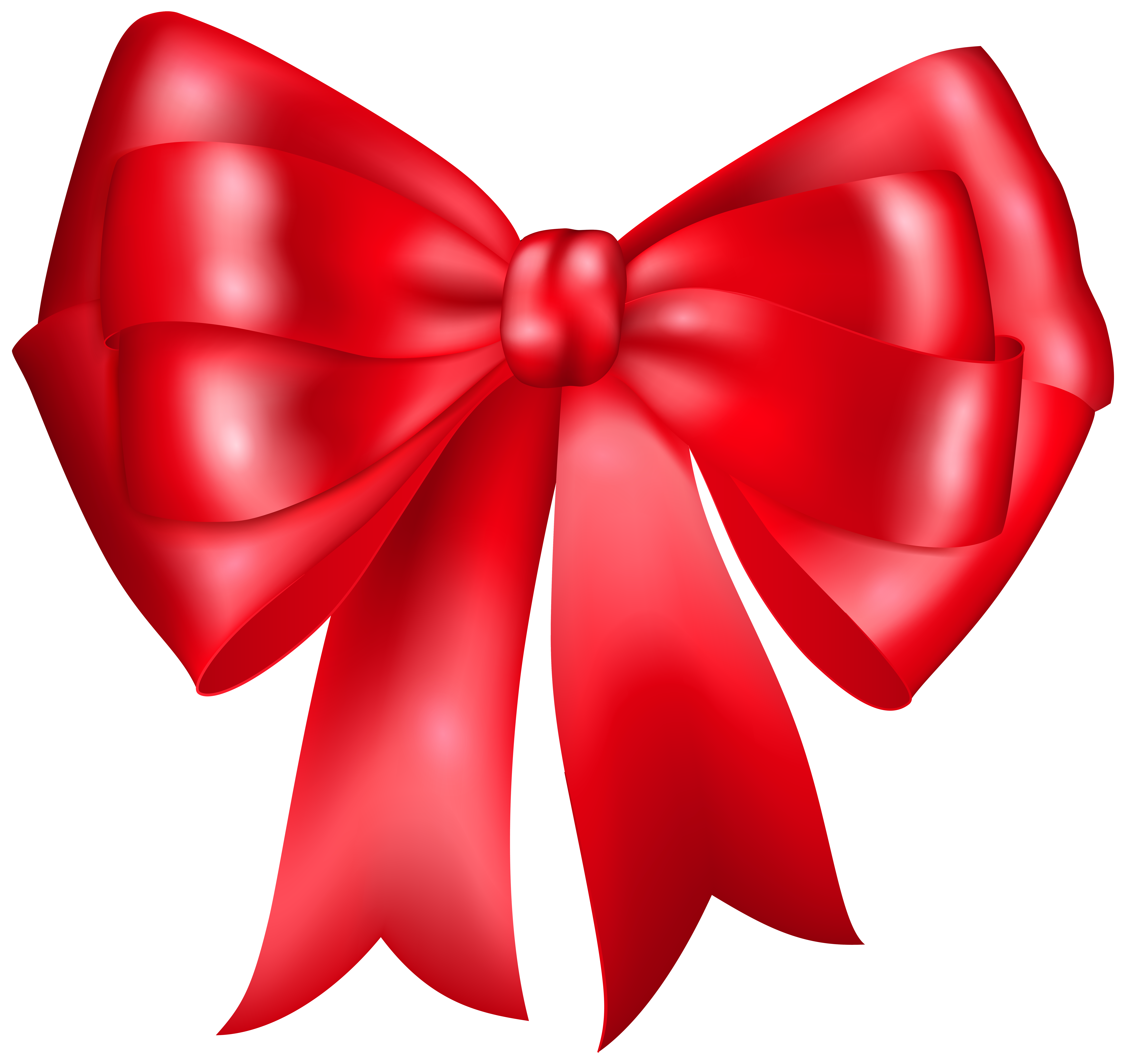Bow clipart png. Red clip art image