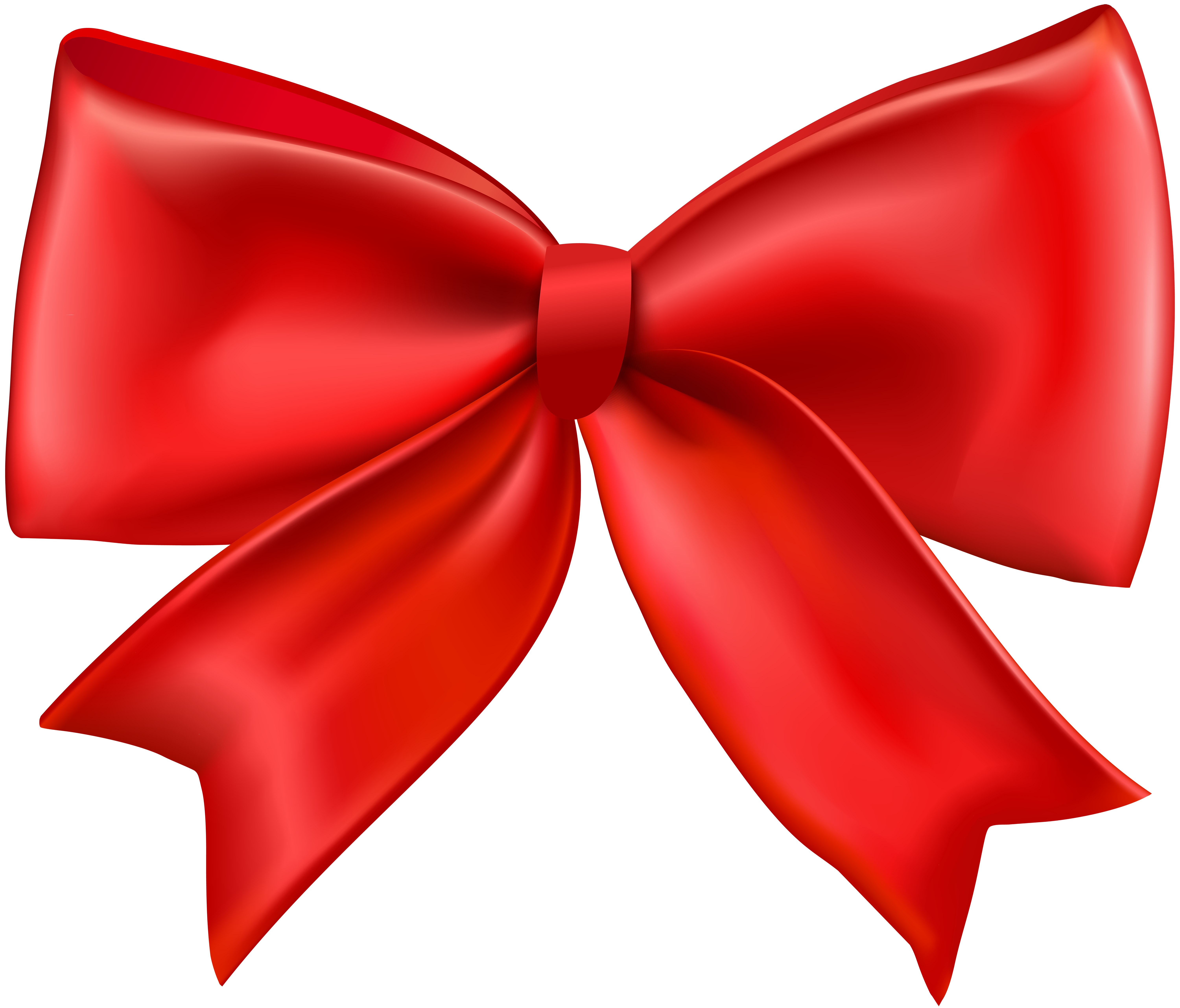 Ribbon png transparent. Red bow clip art