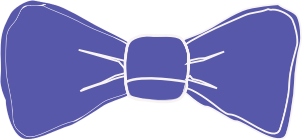 Drawing ties bow tie. Periwinkle clip art at