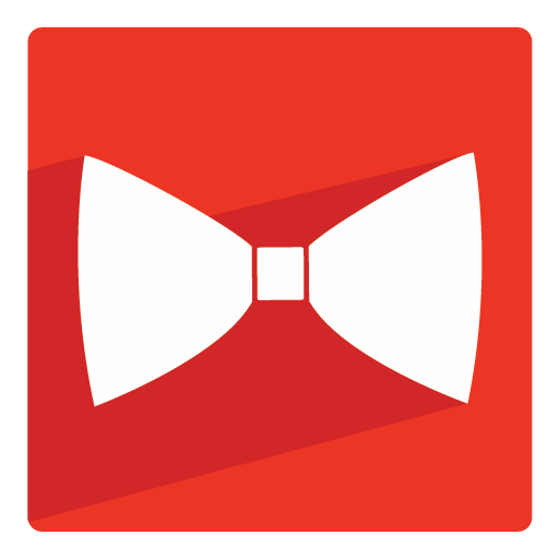 Bow tie icon png. Christmas shadow iconset pelfusion