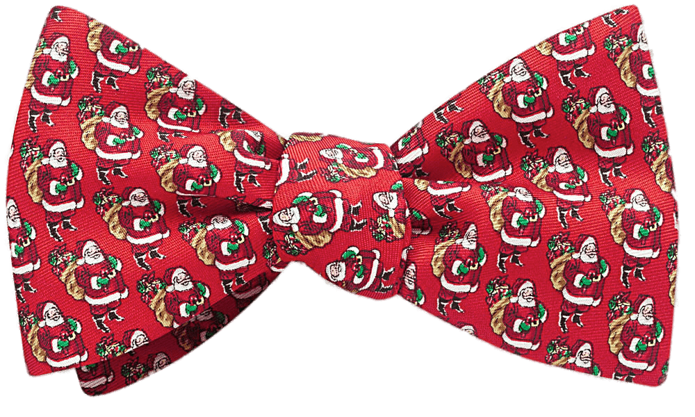 Bow tie png transparent. Christmas stickpng