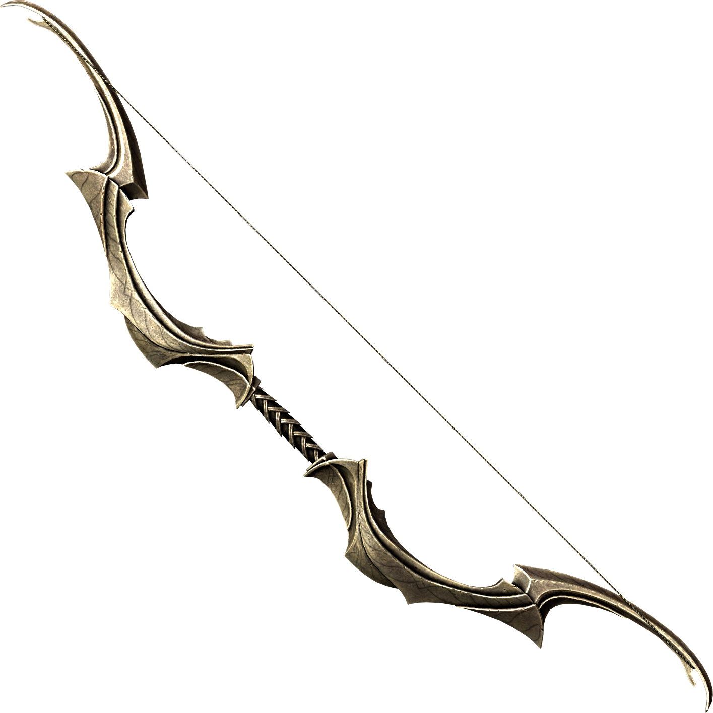 weapon drawing bow