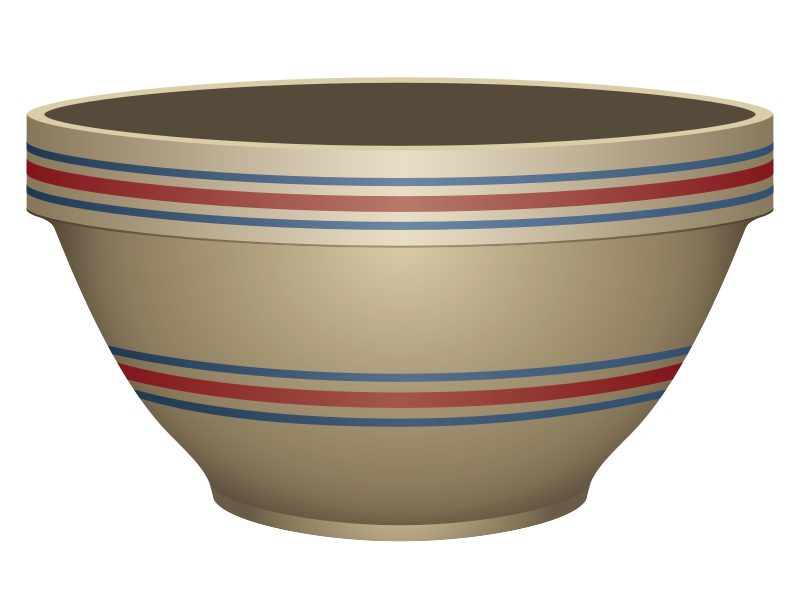 empty bowl png
