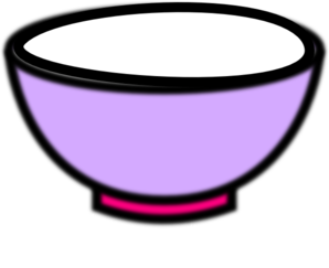 empty cereal bowl png