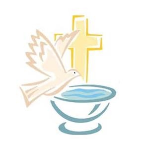 Bowl clipart baptism. Strip away the old