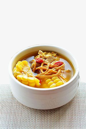 Bowl clipart corn soup. A small of ribs