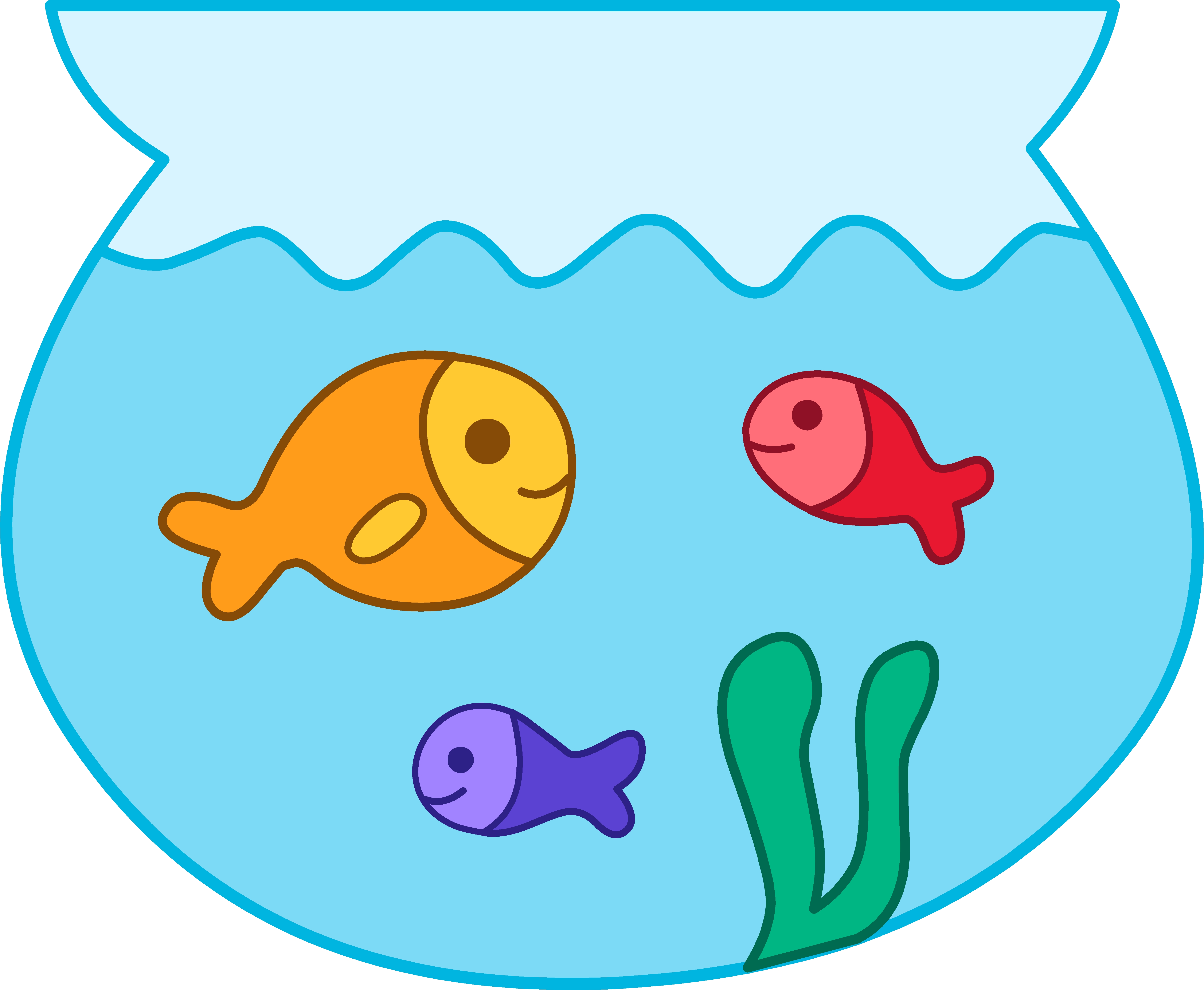Bowl clipart fishing. Pictures of fish coloring