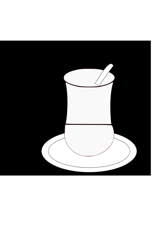 Bowl clipart saucer. Coffee cup teacup measuring