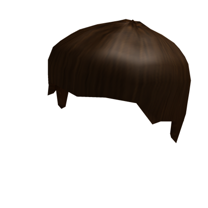 Bowl cut hair png. Image roblox wikia fandom