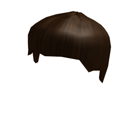 Bowl cut png. Roblox