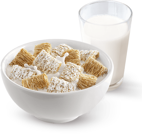 Cereal with milk png