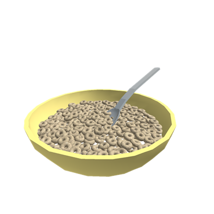 Bowl of cheerios png. Cereal honey nut roblox
