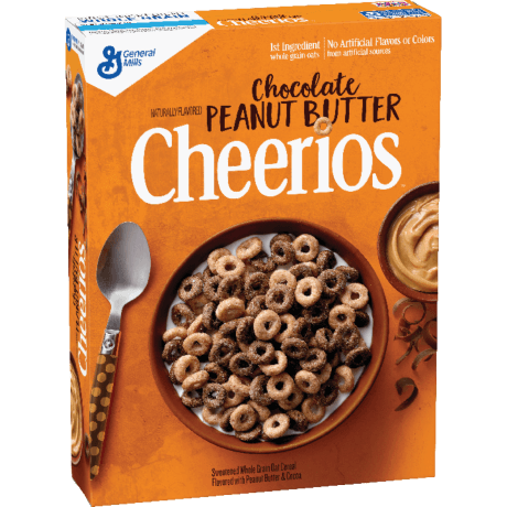 generic cereal box png