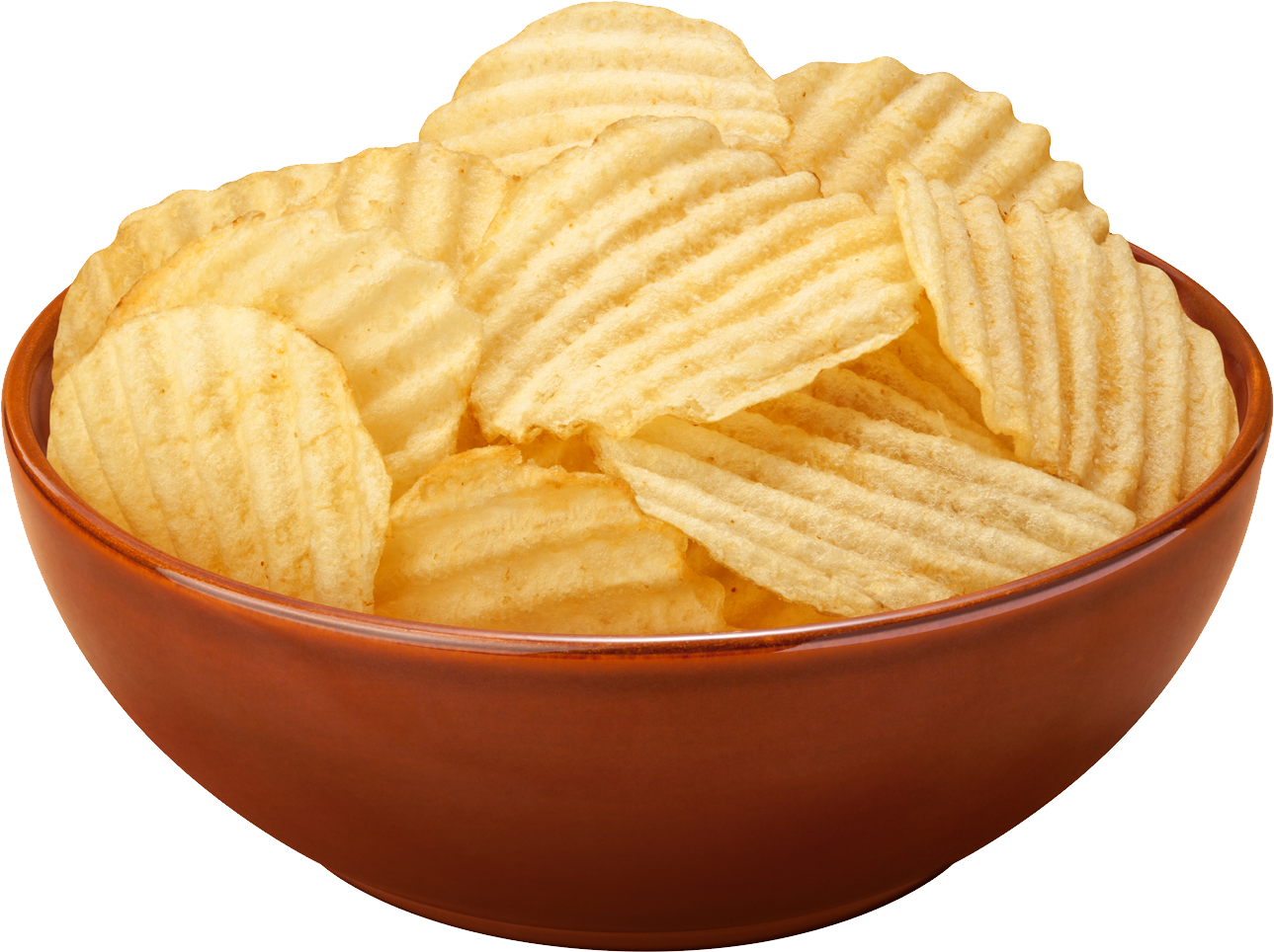 Bowl of chips png. Potato images free download