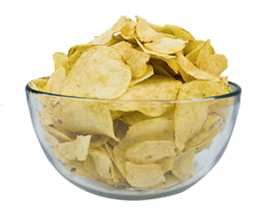 Bowl of chips png. Mister bee the only