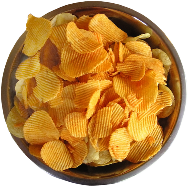 Bowl of chips png. In psd official psds