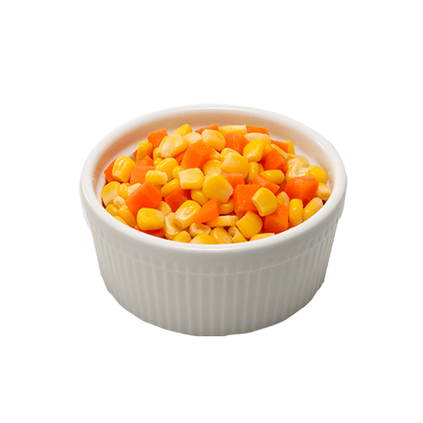 Carrots png bowl. Corn and kenny rogers