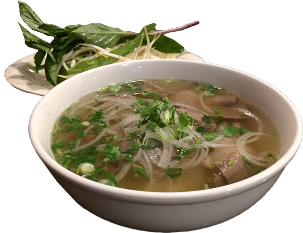 Pho bowl png. Dining review the pulse