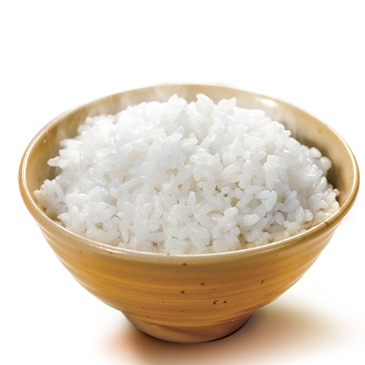 Sticky rice png. Cooked glutinous bowl transprent