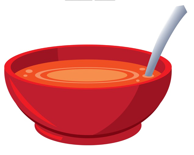 Bowl of soup png. Picture arts