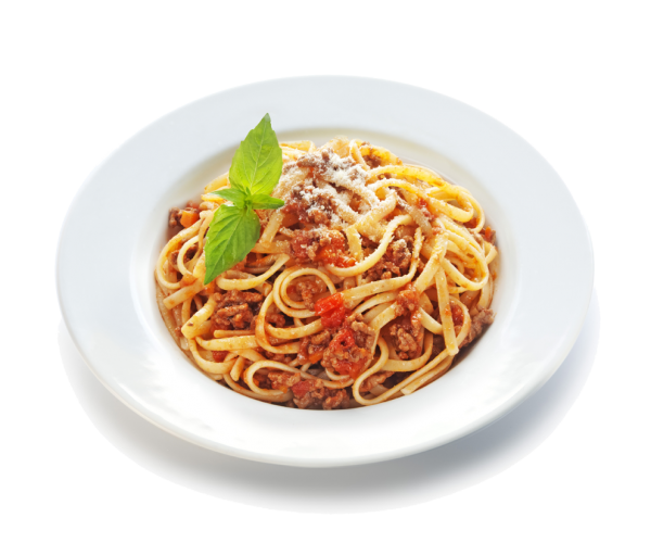 Bowl of spaghetti png. Bolognese cook italia ingredients