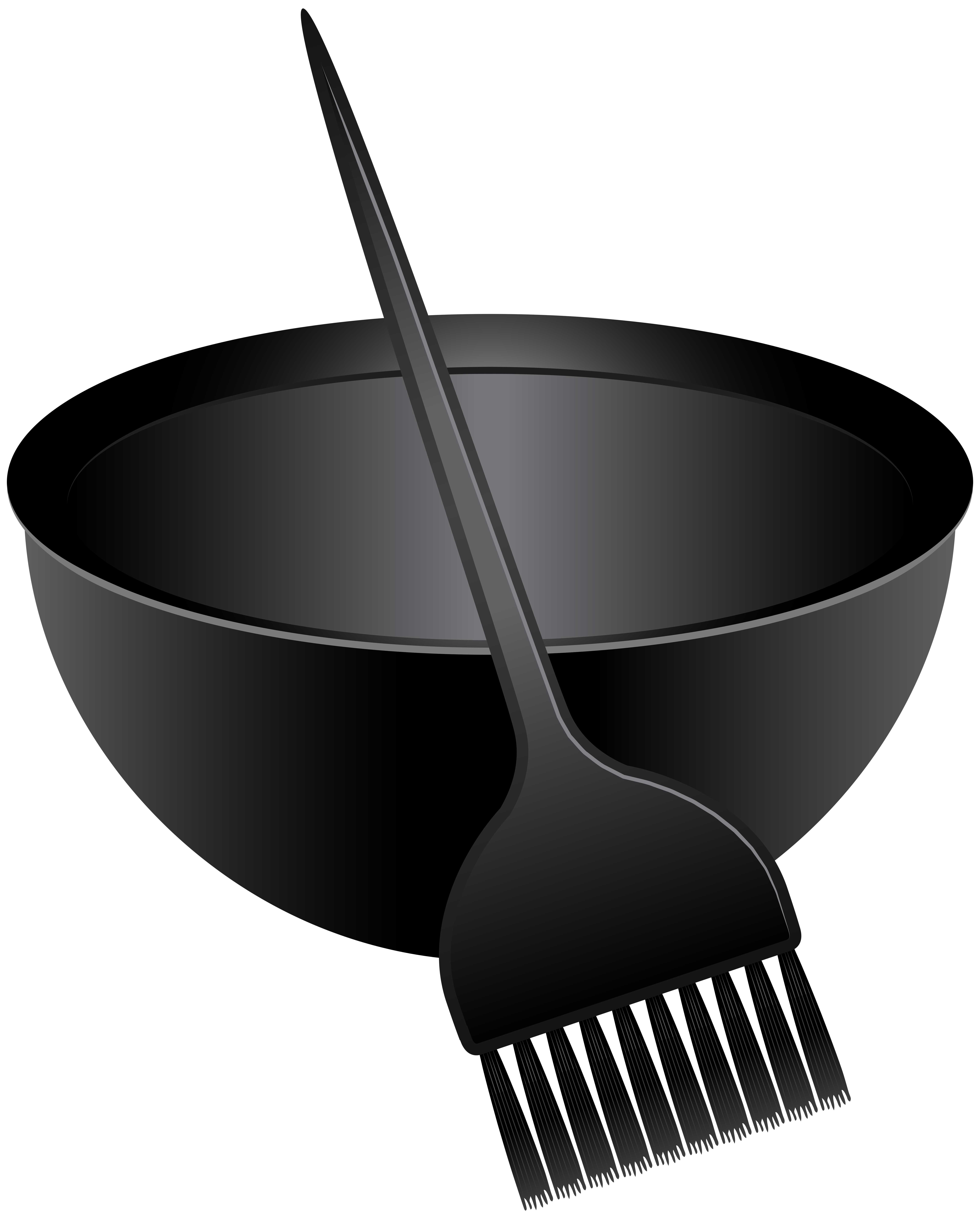 hair brush clipart png
