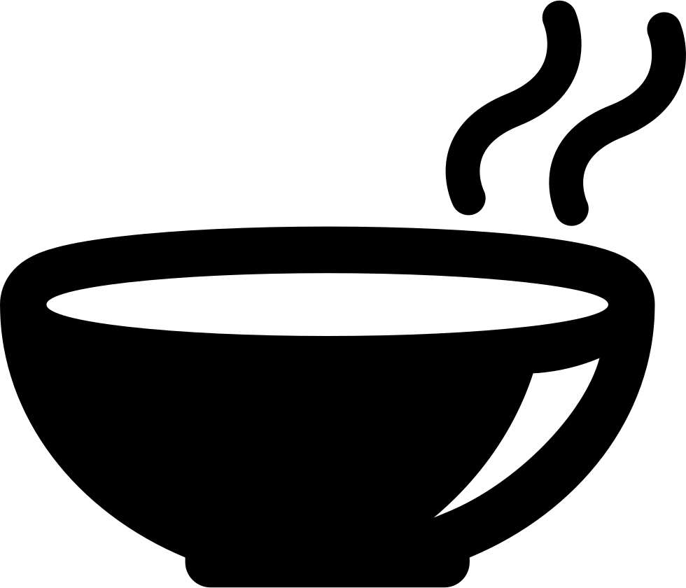 Bowl png. Hot soup svg icon