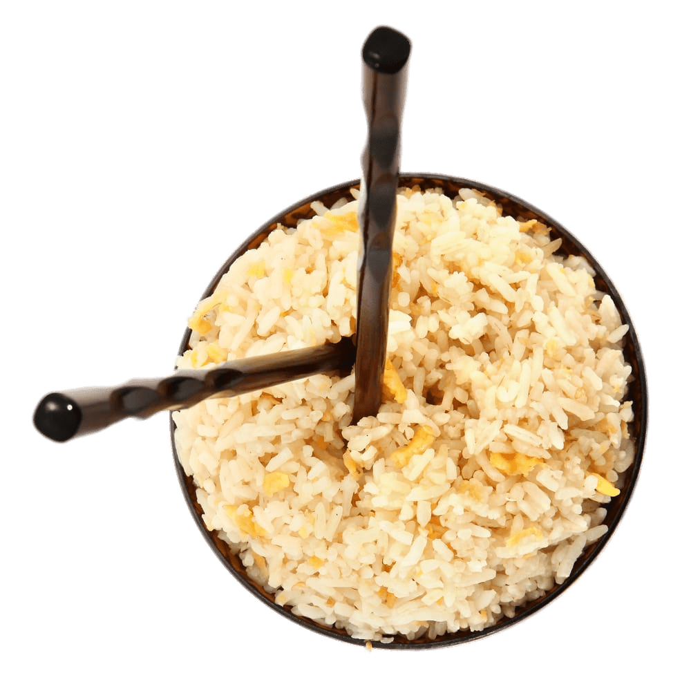 Bowl rice png. Vertical chopsticks in transparent