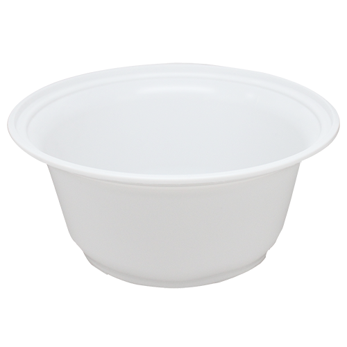 Bowl transparent 36 inch. Pp white injection molding