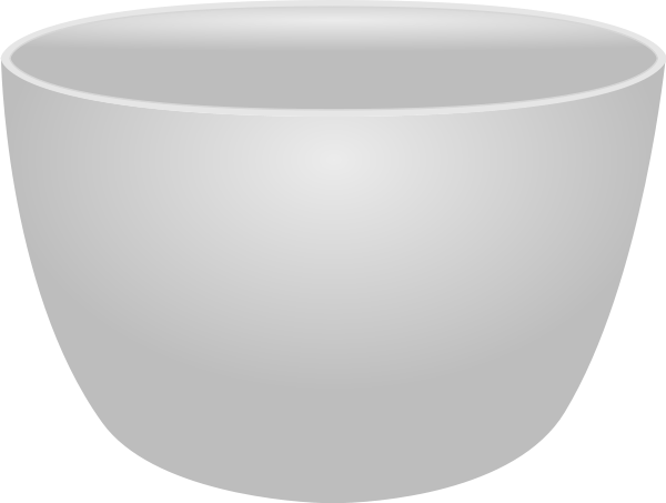 Bowl transparent background. Collection of clipart
