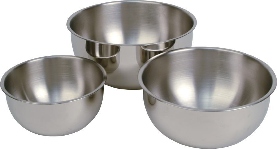 Transparent bowl metal. Wazir chand our stainless