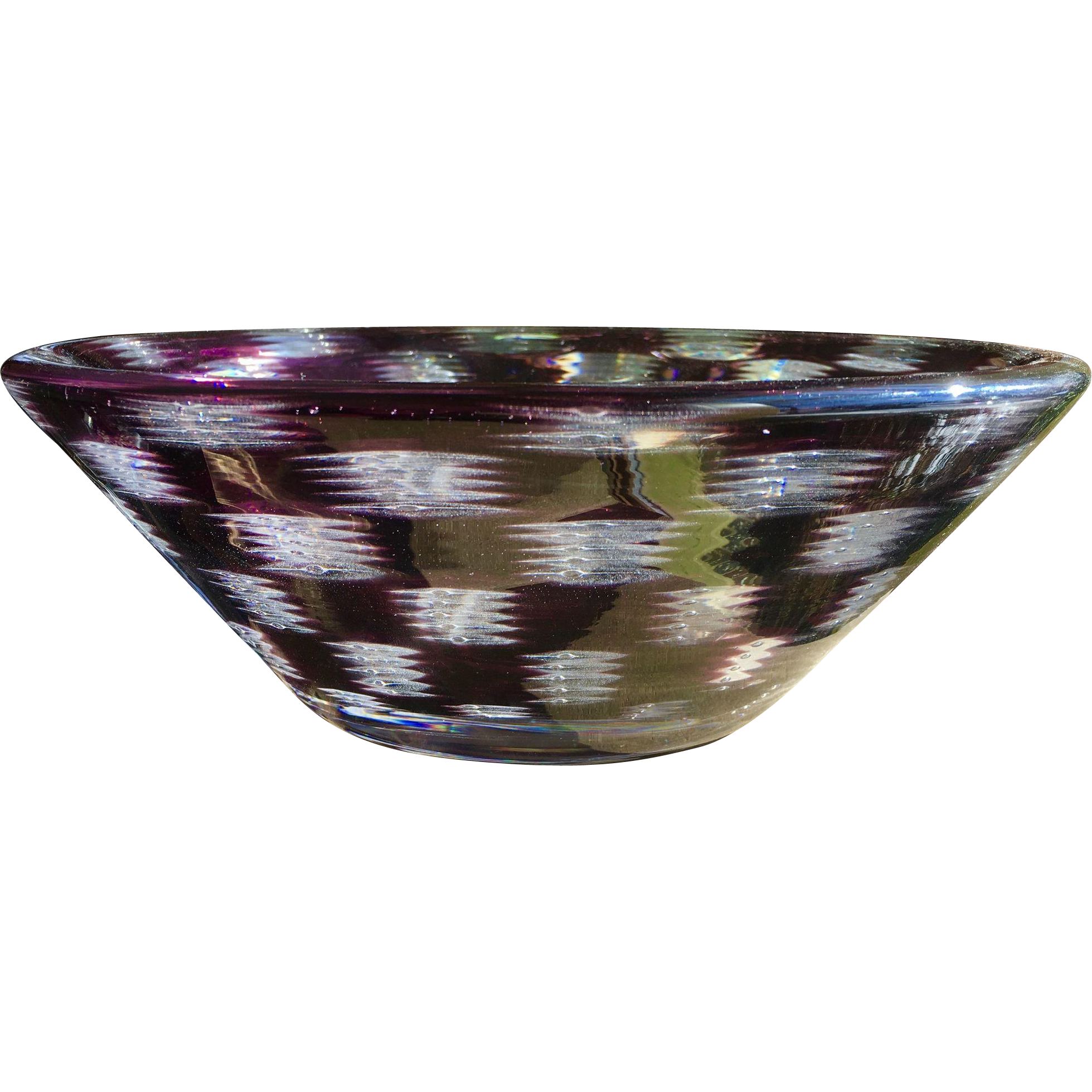Bowl transparent tall glass. Here we have a
